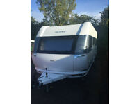 Hobby 560 wfu Excellent 4 Berth Fixed bed