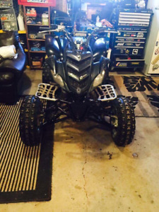 03 660 raptor priced to sell $2000