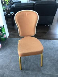 300+ Used Banquet Hall Chairs For Sale