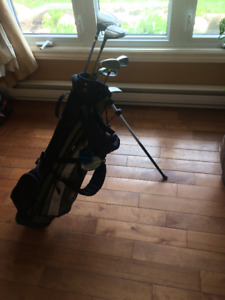 Kids left handed golf clubs
