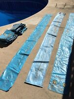 Water Bags and Winter Pool Cover