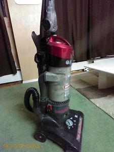 hoover brand, vacuum seldome used