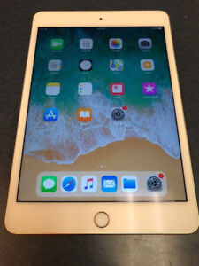 Ipad Mini 4 in flawless condition with case