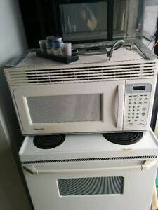 Magic chef under counter microwave