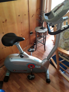 Schwinn stationary bike - like new