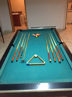 Table de billard/pool table