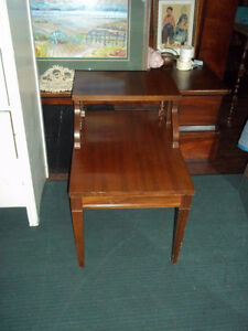 Step table from the 1960's