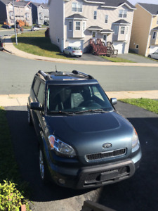 2010 Kia Reduced!!!!Soul 4U,  WINTER READY, Excellent Condition!