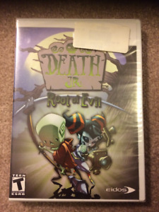 Brand new, factory sealed Wii Games