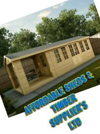 18x10 summer house