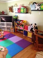 Shédiac French in home daycare. Spots available!