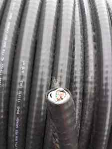 3 conductor #6 teck cable 8$ per meter