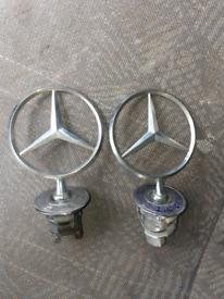 Mercedes-Benz badges