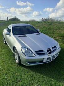image for SLK 200 Kompressor Automatic with only 43000 Miles 2 remote keys full leather