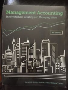 Management accounting books gumtree australia free local management accounting books gumtree australia free local classifieds page 2 fandeluxe Gallery