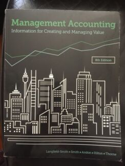 Management accounting 8th edition e book textbooks gumtree management accounting 8th edition textbook fandeluxe Images