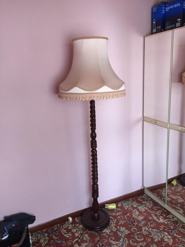 Ceiling Lights Gumtree Belfast : Vintage floor standing lamp in kidsgrove staffordshire