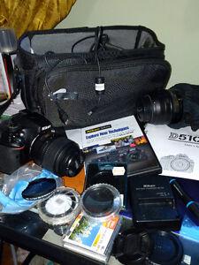 Nikon D5100 Camera Kit