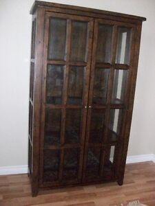 Large Display Cabinet- Moving Sale