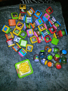 Cube et boule fisher price