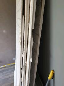 Free gyprock foam/polystyrene backed boards