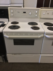Whirlpool Coil Top Stove Good Quality!