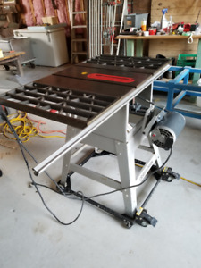 CRAFTSMAN  CONTRACTORS  TABLE SAW