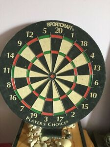 DARTBOARD (players choice)  $40