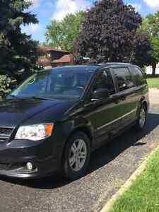 REDUCED - 2012 Dodge Grand Caravan Crew Plus Minivan, Van