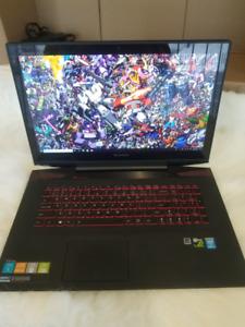 Lenovo Y70-70 Touch -Laptop Intel i7 | 16GB DDR3 | 256GB SSD