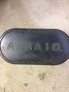 Airaid filter