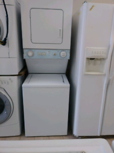Small space washer and dryer combo