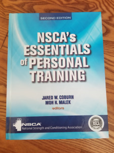 NSCA's Essentials of Personal Training (2nd Ed.)
