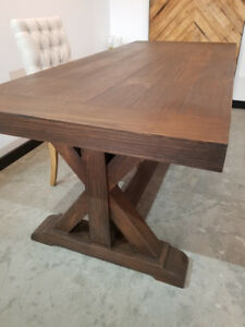 Beautiful SOLID RECLAIMED WOOD Dining Tables