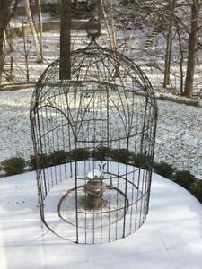 Unique metal garden pavilion / gazebo for sale