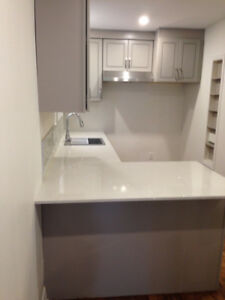 Just in newly renovated N.D.G. 3.5 APARTMENT Immediate Occupancy