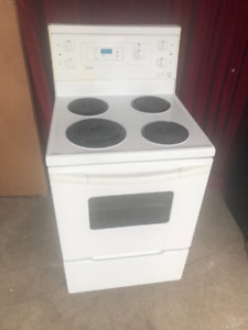 24 inch apartment size Kenmore stove for sale