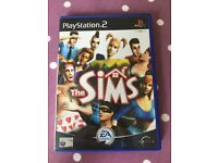 PS2 the sims
