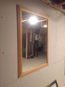 Deux miroirs