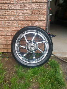 Rear rim for 2009 -2013 Harley Touring