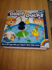 Dippy Ducks Headband Game. (New).