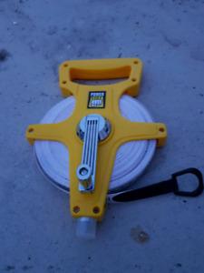 100ft/30m tape measure