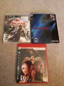 Ps3 games $ 15 for 3 games