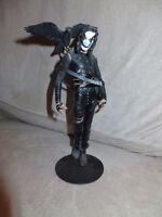 1999 Movie Maniacs The Crow Eric Draven McFarlane Toys Figure