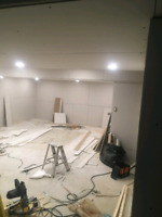 Handyman/drywall, flooring and more