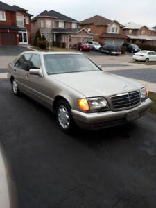 """1998 Mercedes-Benz S-Class Sedan"""""""