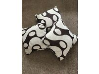 Dfs filled cushions (new)