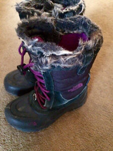 Girls boots size 1 London Ontario image 1