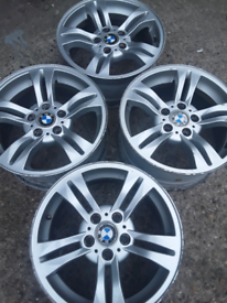 """17"""" BMW E83 Style 112 *for BMW X3* alloy wheels (436)"""