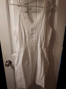 White Cotton Dresses